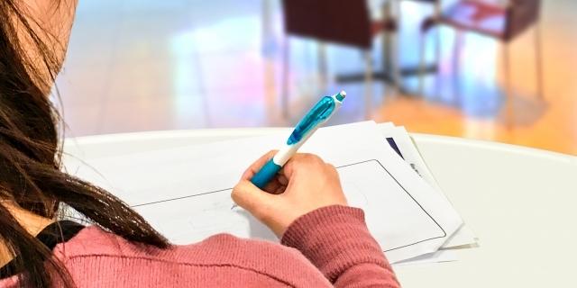 職業訓練校の面接試験対策 準備編